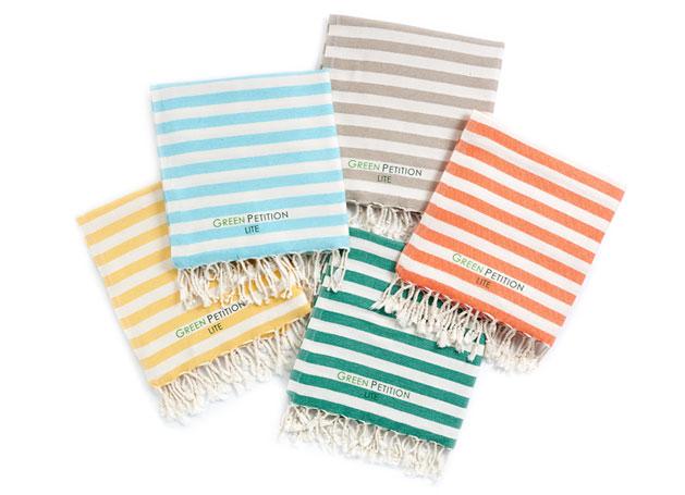 eco friendly towels